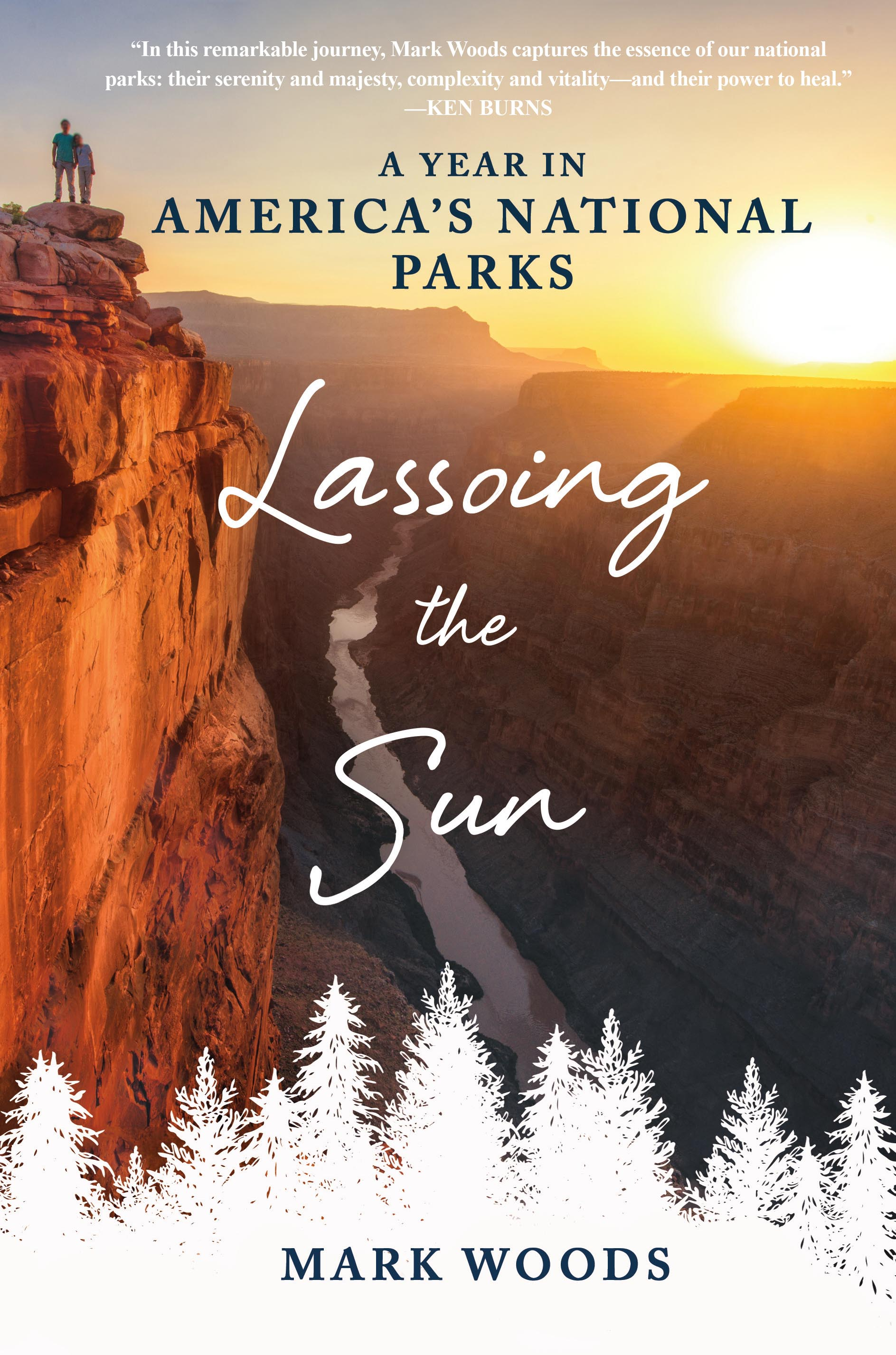 Book Review: Lassoing the Sun by Mark Woods