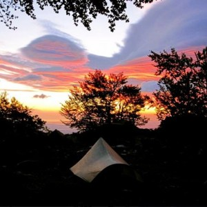 throwbackthursday tarptent squall  GR20 Corsica 2009 thehikinglife gr20