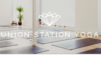 Getting My Yoga On – Union Station Yoga
