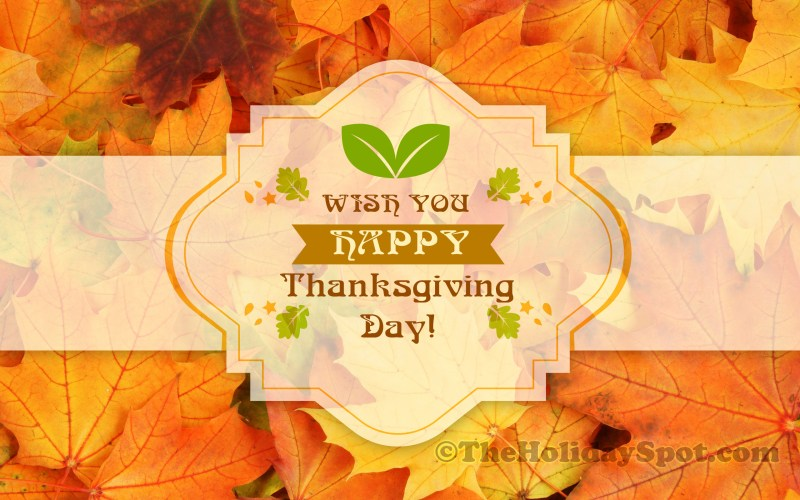 Gray Family Spanish Happy Thanksgiving Images Happy Thanksgiving Day Wallpaper Thanksgiving Wallpapers Happy Thanksgiving Images