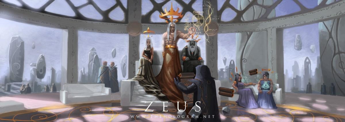 Devlog #11 - Zeus and the Pleiadean Council
