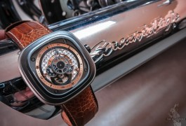 SevenFriday P2 and a Custom Harley Davidson