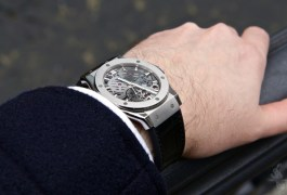 A Week on the Wrist: Hublot Classic Fusion Ultra-Thin Skeleton 42mm