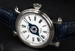 Speake-Marin Velsheda: A One-Hand Wonder