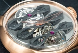 Girard Perregaux Neo Tourbilon with Three Bridges