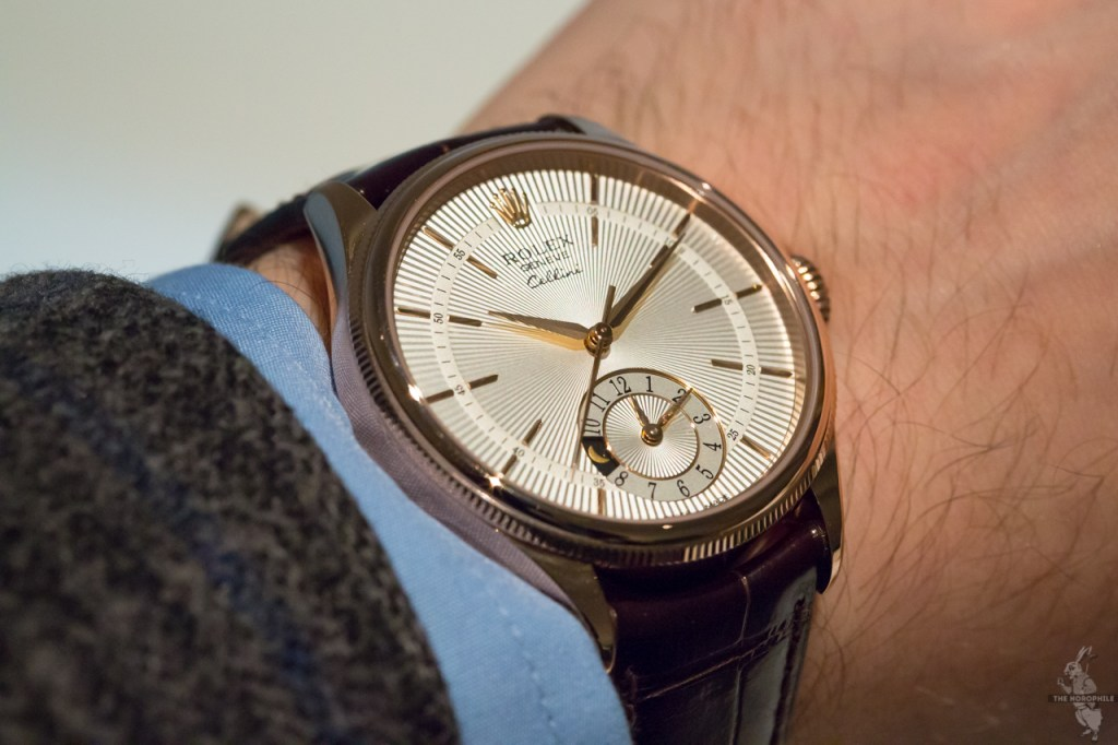 Replica-Rolex-Cellini-Dual-Time-review