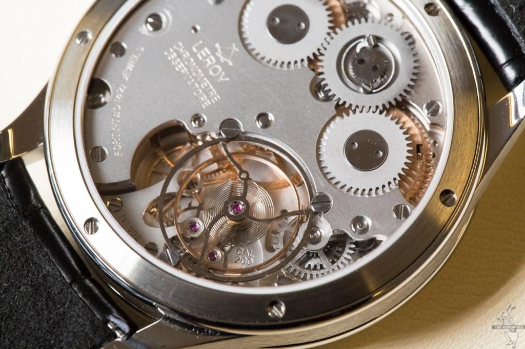 Leroy Chronometre Observatoire-movement