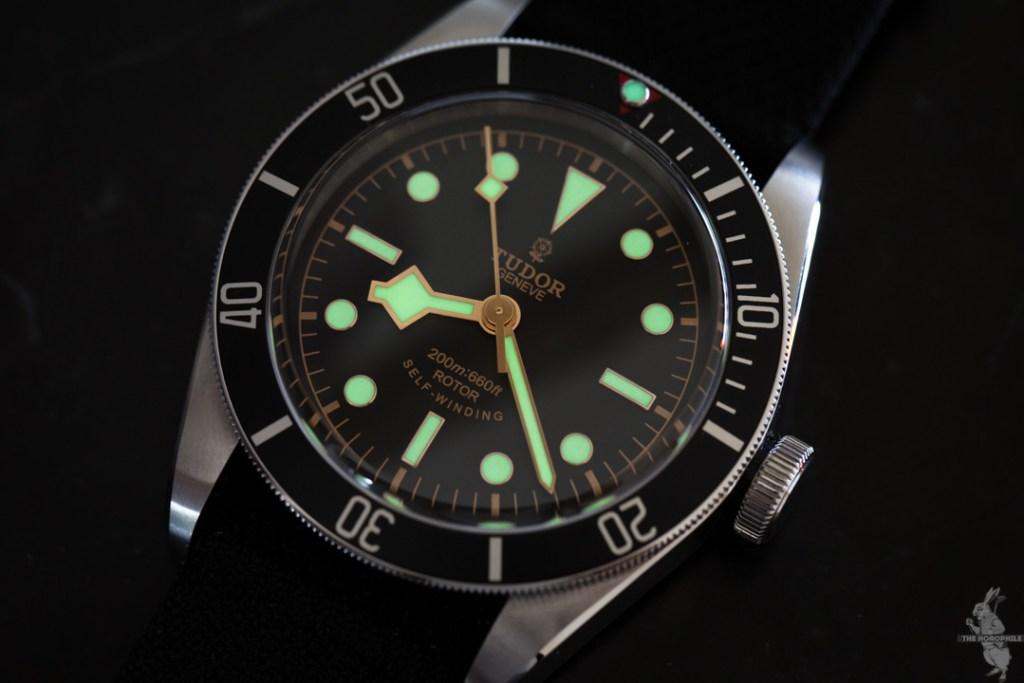 Tudor Black Bay Black -15