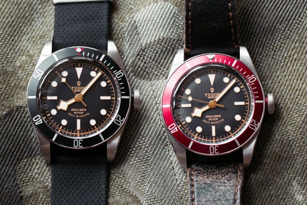Tudor Black Bay Black -5