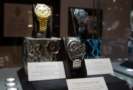 Davidoff Brothers X Moonwatch Only Exhibition