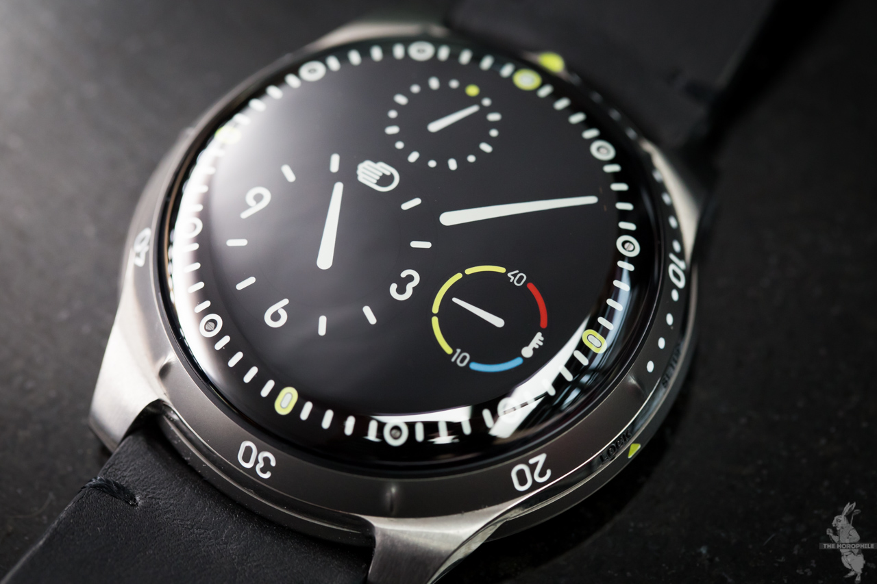 Ressence type 5 the horophile for Ressence watches