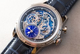 Louis Moinet Memoris 200th Anniversary Edition