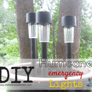 Hurricane Emergency Lights