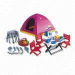 Play Mobile Tent Equipment
