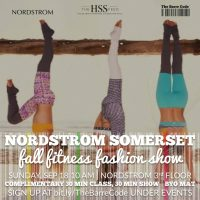 Fall Fitness & Fashion with Nordstrom and The Barre Code