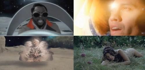 Black Eyed Peas Meet Me Halfway music video