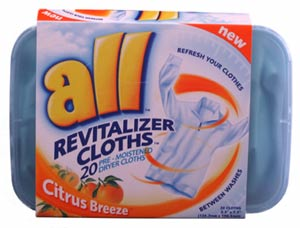 All Revitalizer Cloths