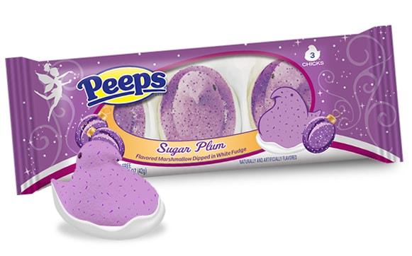 Sugar Plum Peeps
