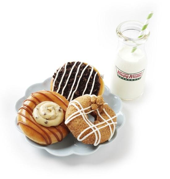 Krispy Kreme Cookie Jar Doughnuts