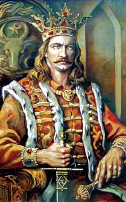 Stefan the Great, King of Moldavia