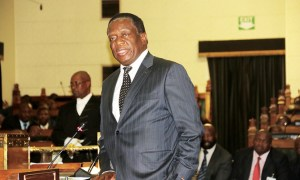 Vice-prseident-Emmerson-Mnangagwa-moving-a-motion-in-Parliament-yesterday