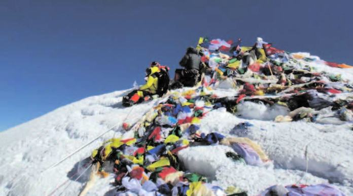 12 killed in deadliest mount everest disaster the indian