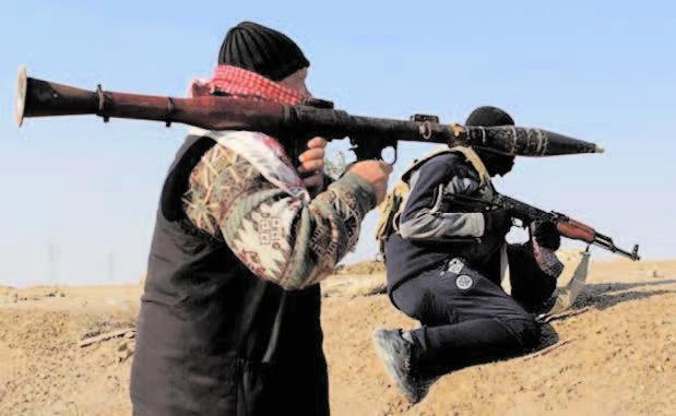 Pro-Islamic State militants seize Libyan university: Residents