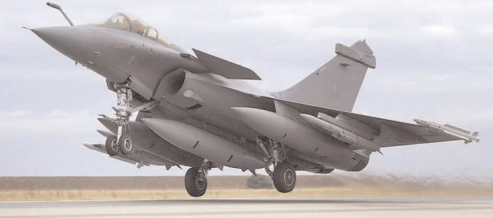INDIA TO BUY 36 RAFALE FIGHTER