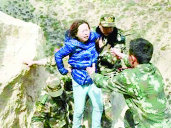 Beijing pulls up PLA over India's swift rescue operations