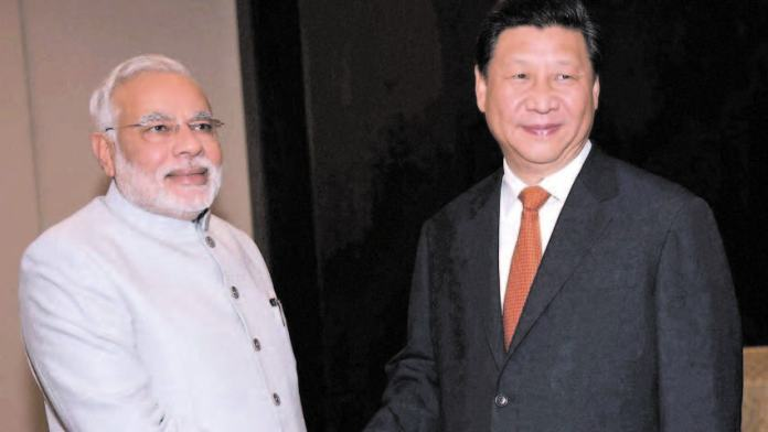 Prime Minister Modi and Chinese President Xi Jinping seem to have built a rapport