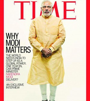 Only one holy book for govt — Constitution of India- Modi to Time magazine - Modi matters