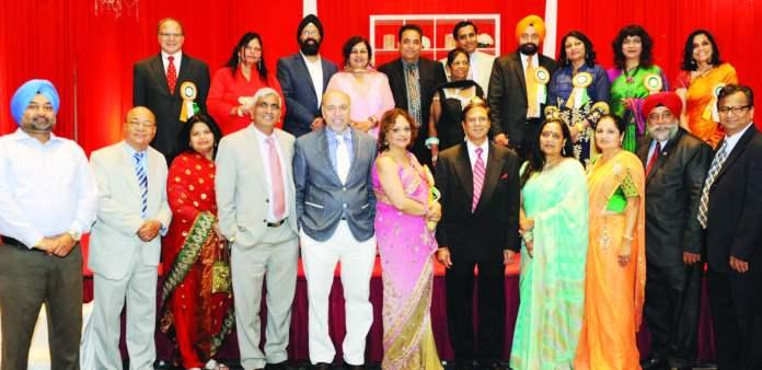 India Association of Long Island family