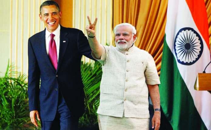 Putting India Emphatically on Global Map MODI IMAGE
