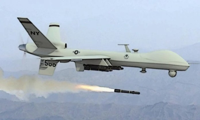 US Drones target Pakistan based Terror Outfits