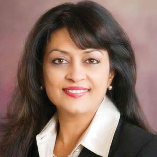 American India Foundation chair Lata Krishnan has advised donors to treat philanthropy as an investment