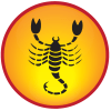 Scorpio: October 24 - November 22