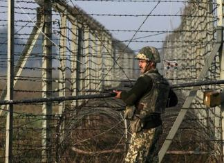 India Pak Border Representational Image