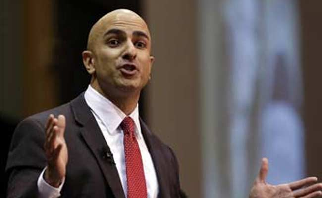 Neel Kashkari had earlier served in the US Department of the Treasury from 2006 to 2009, first as senior adviser to Secretary Henry Paulson and then as assistant secretary of the Treasury