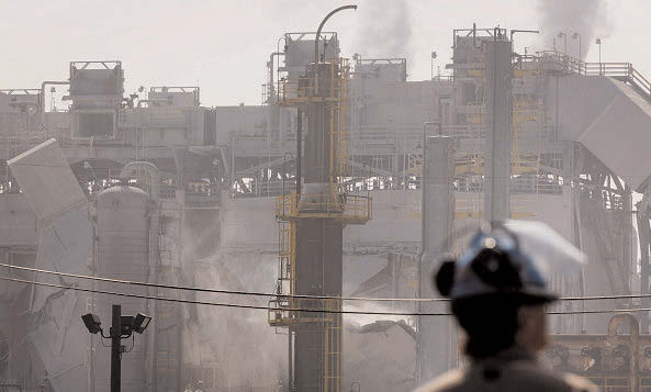 California, where an explosion and fire damaged the Exxon Mobil Torrance refinery last year, is investigating company statements on climate change