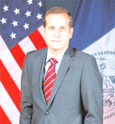 Chief of Staff to Attorney General Eric Schneiderman will run to succeed Adriano Espaillat in the 31st District