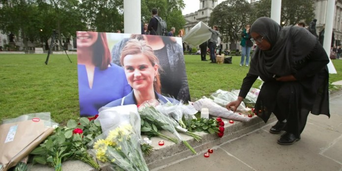Jo Cox, a member of the British parliament, has died after being shot in a village near Leeds
