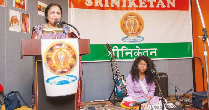 Purnima Desai, Founder and President of Sriniketan speaks about the aims and objects of Sriniketan Foundation
