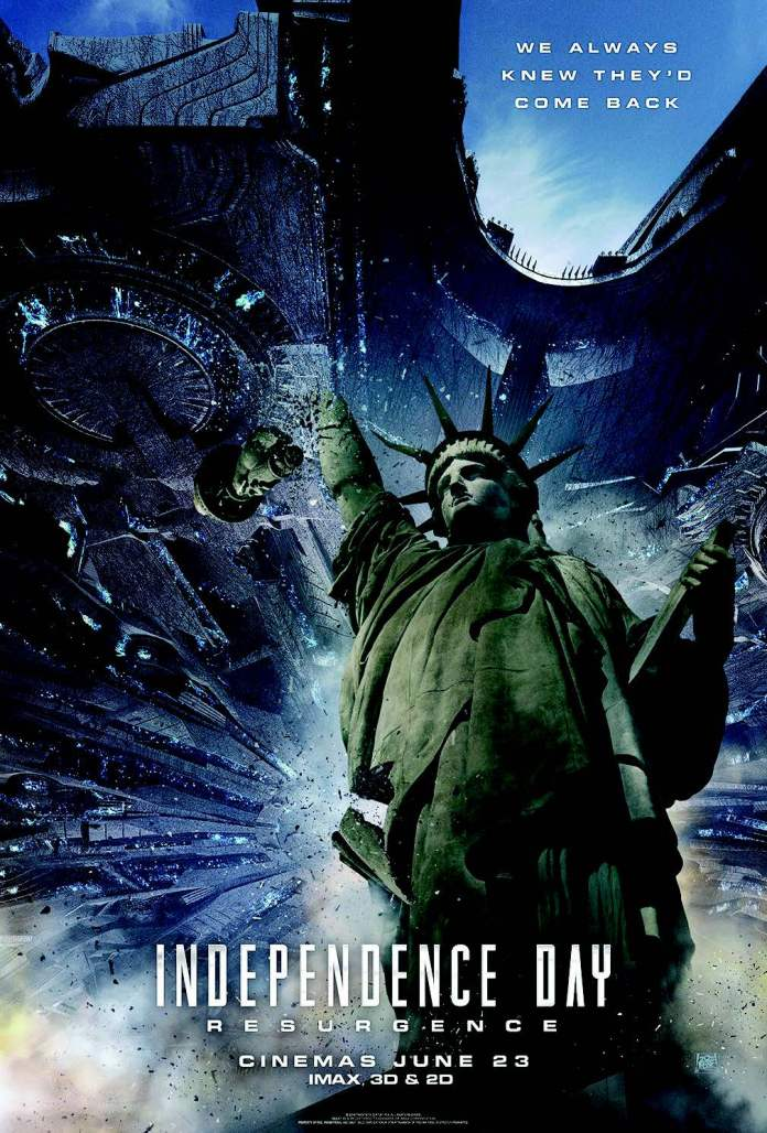 Independence Day- Resurgence