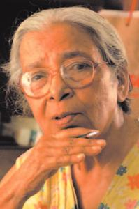 Mahasweta Devi wrote with a crusader's zeal to document histories of tribals