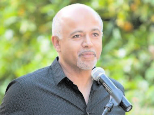 Verghese has been given the award for reminding