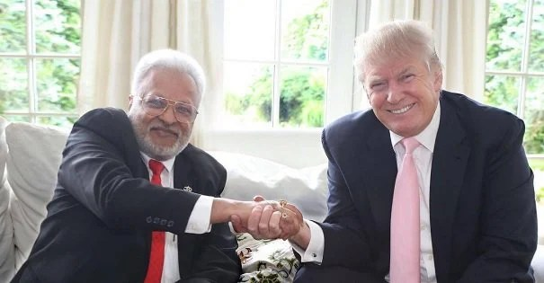 The founder of Republican Hindu Coalition (RHC) Shalabh Kumar claimed that this is the first of its kind event where Trump is scheduled to address only one specific ethnic community.