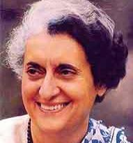 Nation pays homage to former Prime Minister Indira Gandhi