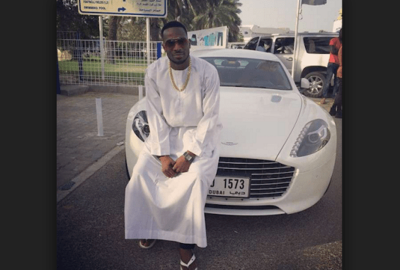 dbanj - Top Nigerian celebs and the luxury cars they ride - See who has the most expensive! (+Pics) - theinfong.com 700x473