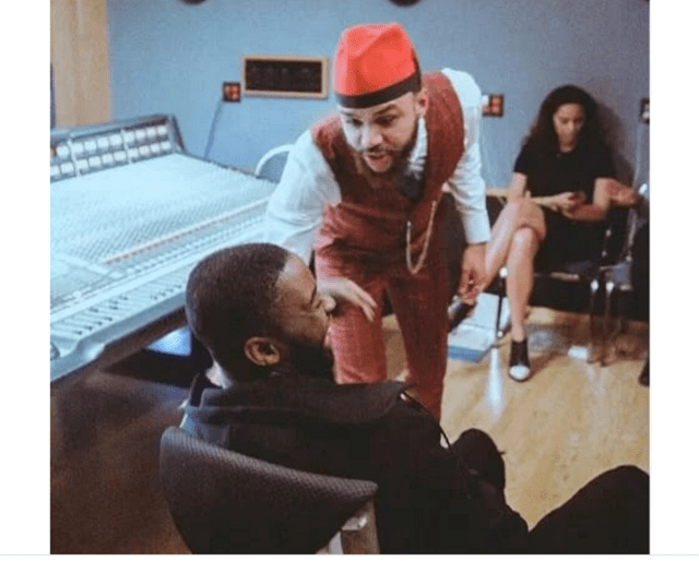 Sarz reveals Wizkid's has more international collaborations with Jidenna and Chris Brown and.. (+Photos)