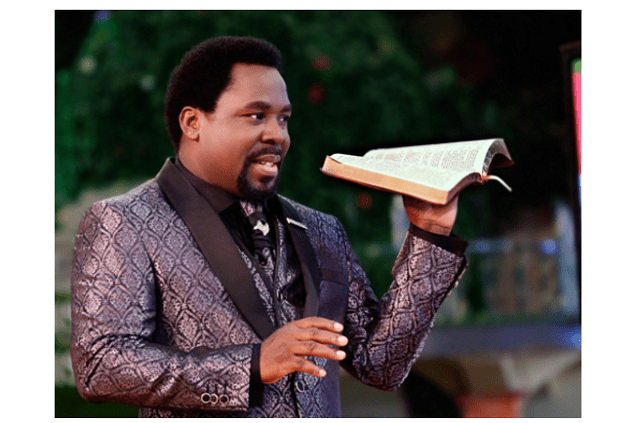 Prophet TB Joshua makes shocking prophecies – Reveals this is just the beginning of food scarcity for Nigerians; Plus more predictions (Watch)